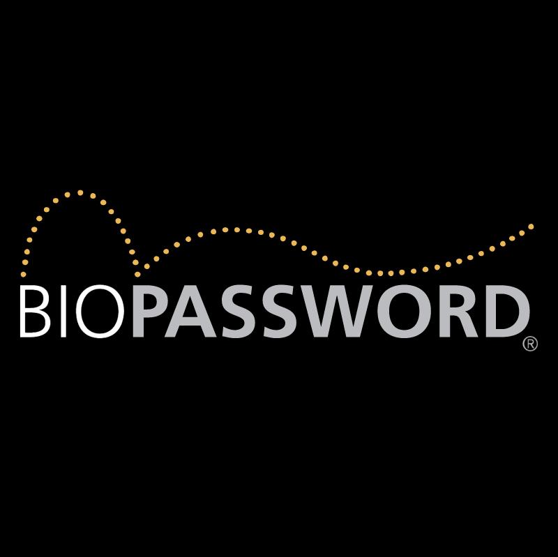 BioPassword 33084 vector