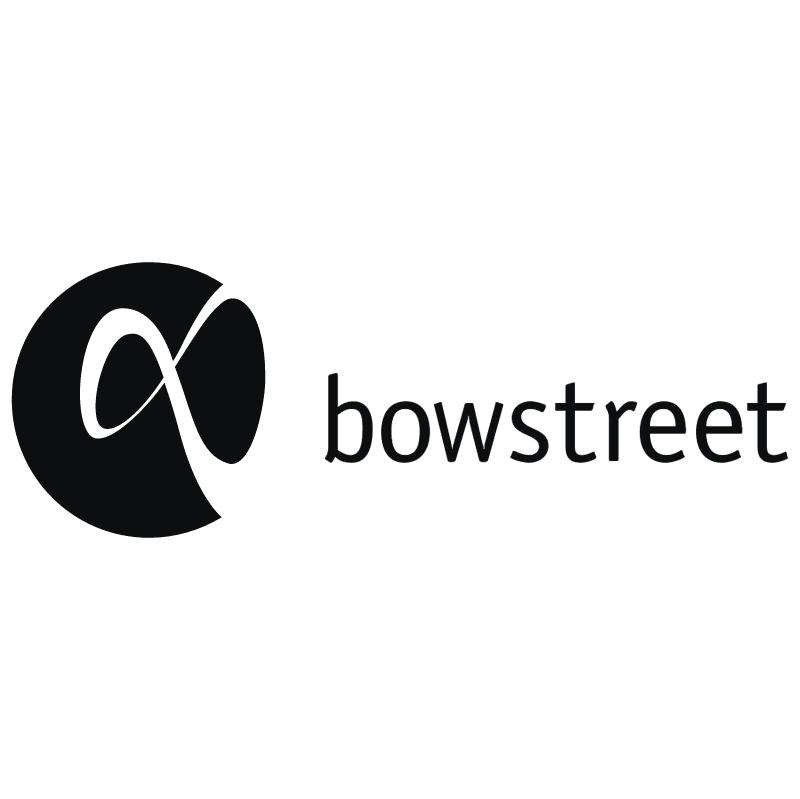 Bowstreet 33248 vector logo
