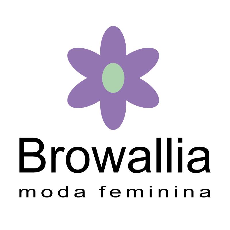 Browallia vector