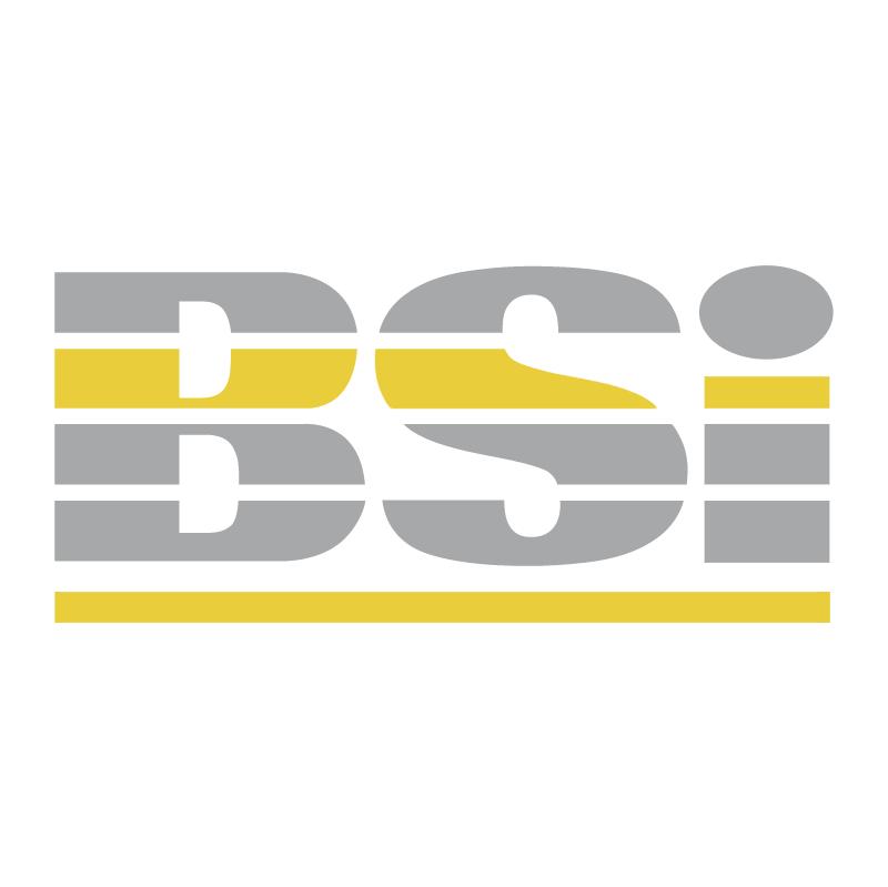 BSi 18762 vector