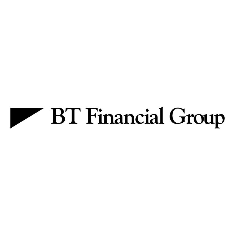 BT Financial Group 80785 vector