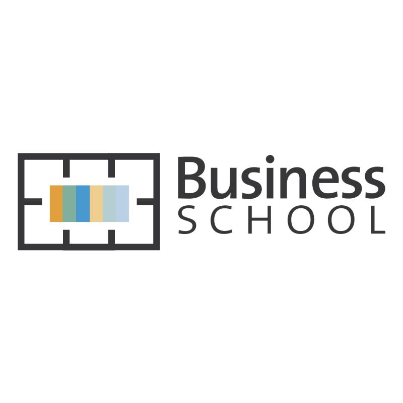 Business School 74719 vector