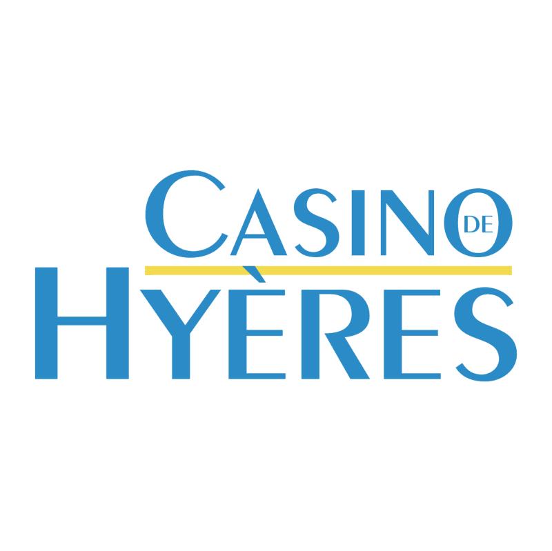 Casino de Hyeres vector