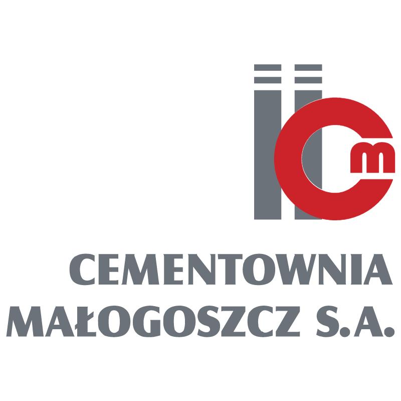 Cementownia Malogoszcz vector