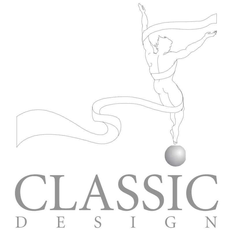 Classic Design vector