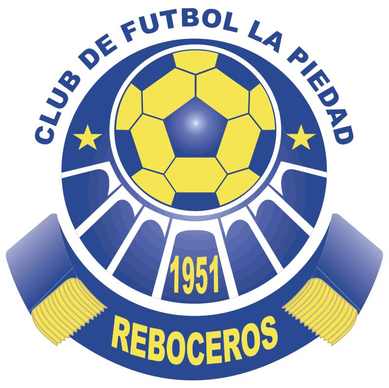 Club de Futbol La Piedad vector logo