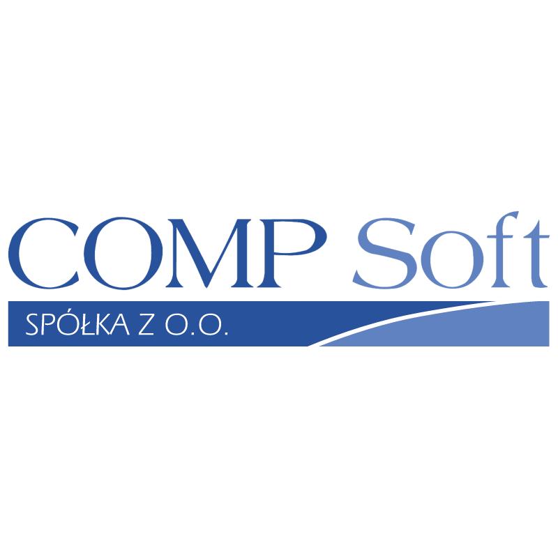 Comp Soft vector logo