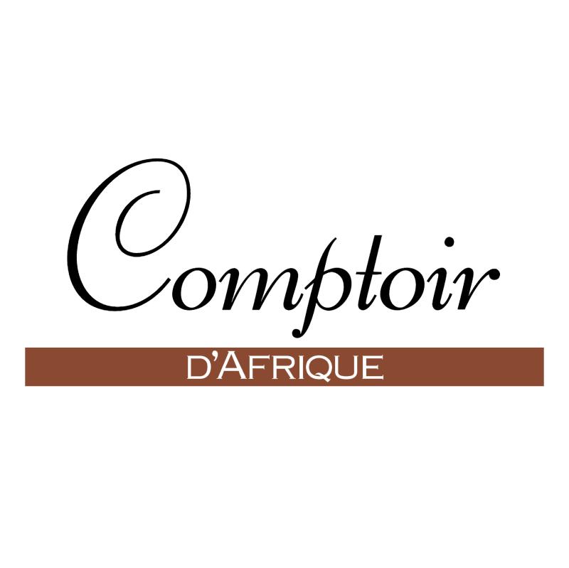 Comptoir vector