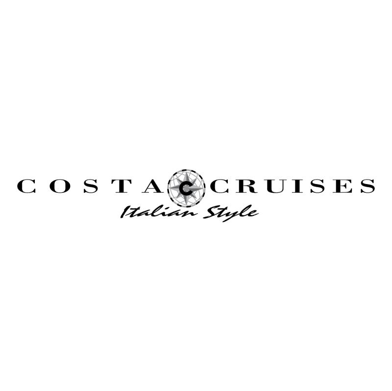 Costa Cruises vector