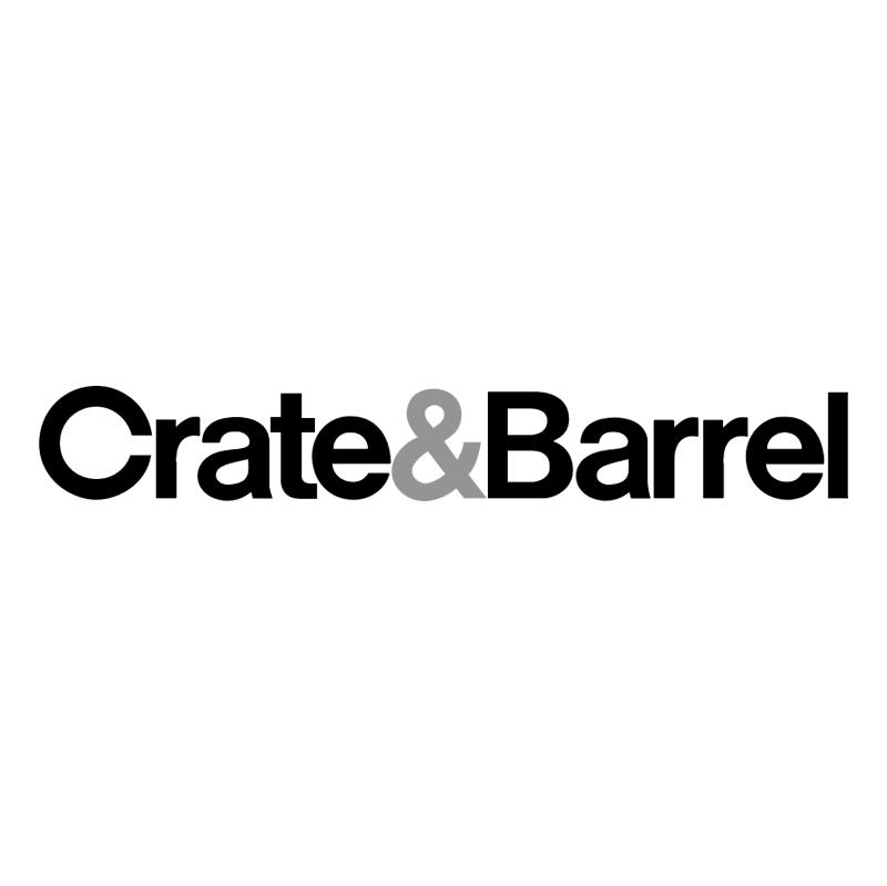 Crate & Barrel vector