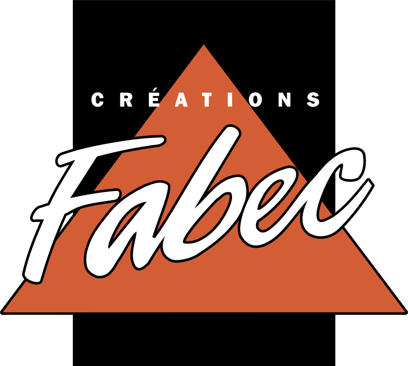 Creations Fabec logo vector
