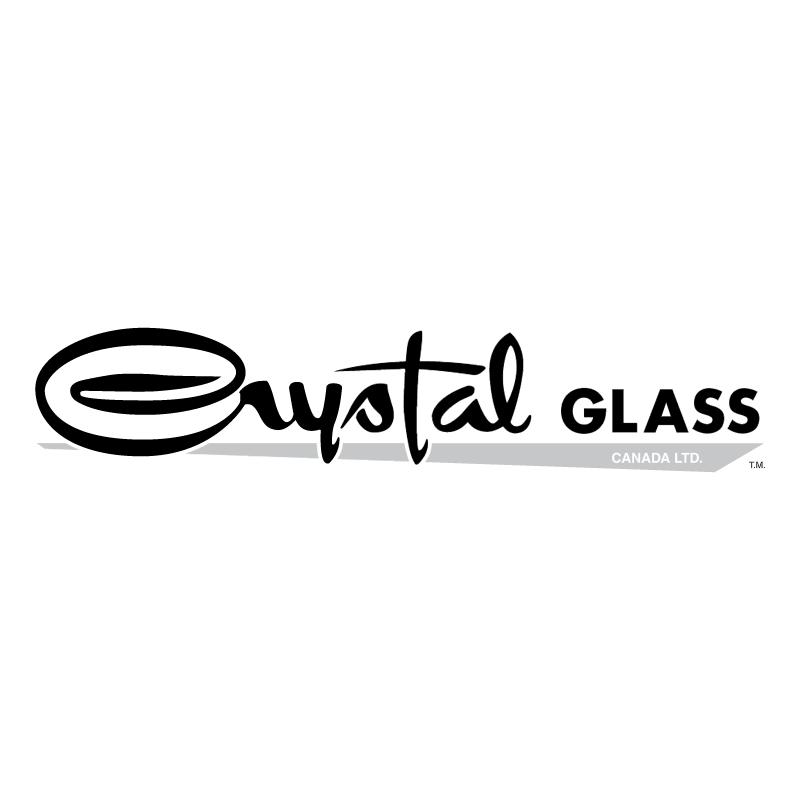 Crystal Glass vector