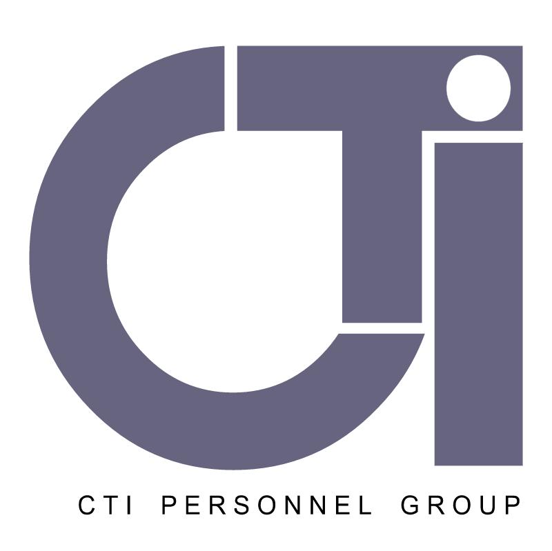 CTI Group vector logo