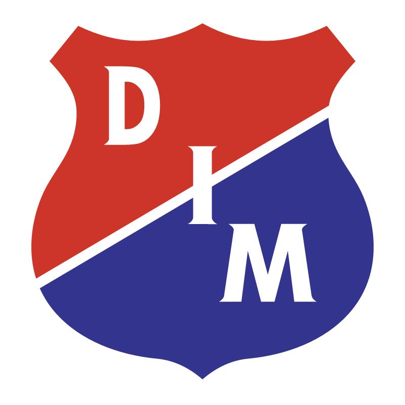 Dep Ind Medellin vector logo