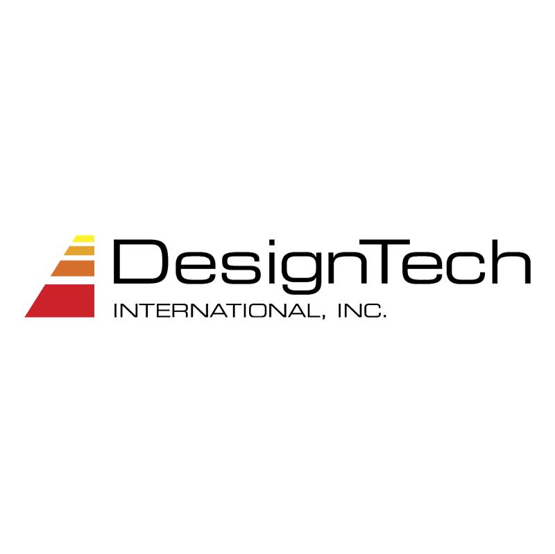 DesignTech International vector