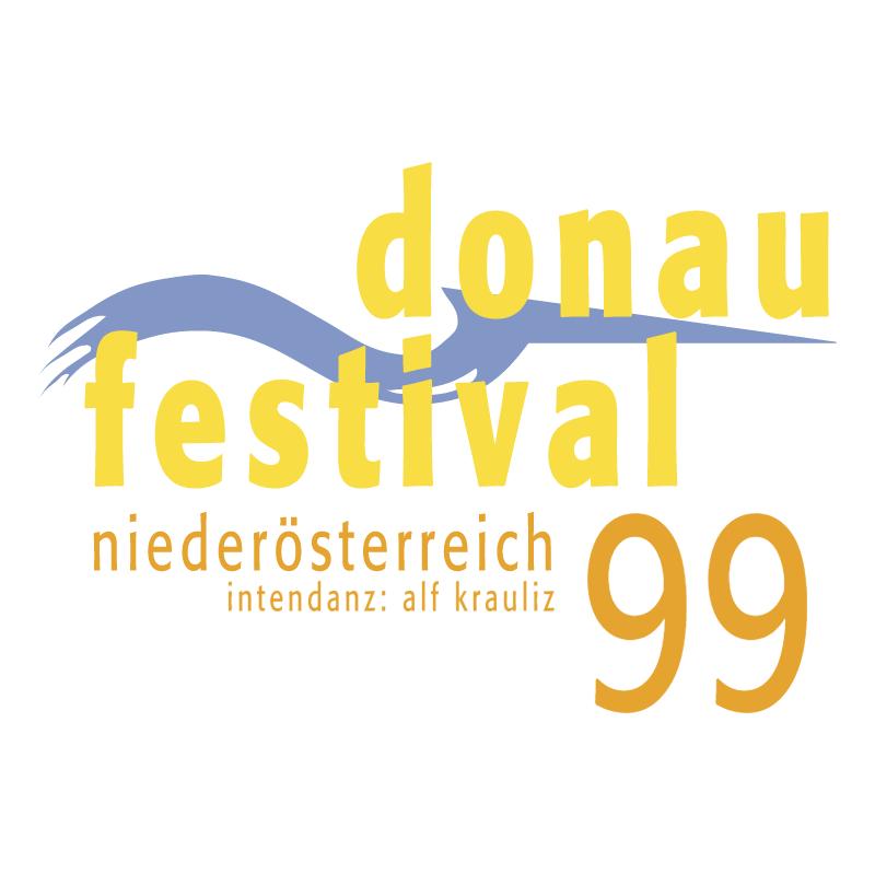 Donau Festival vector