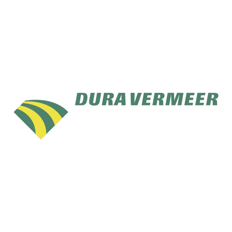 Dura Vermeer vector logo
