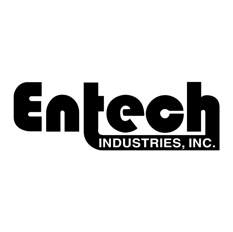 Entech Industries vector logo