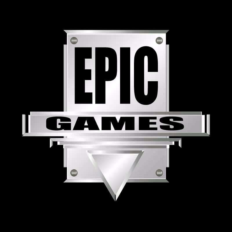 Epic Games vector logo