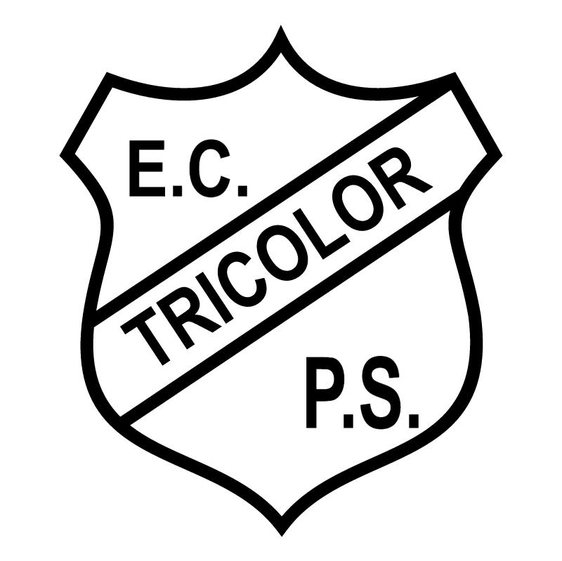 Esporte Clube Tricolor de Picada Schneider Ivoti RS vector