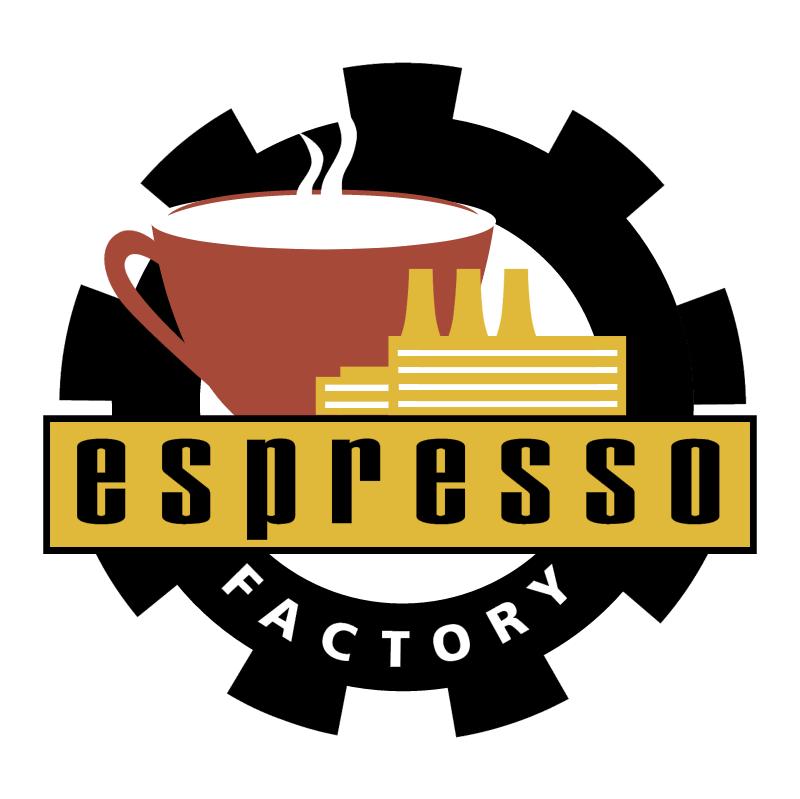Espresso Factory vector