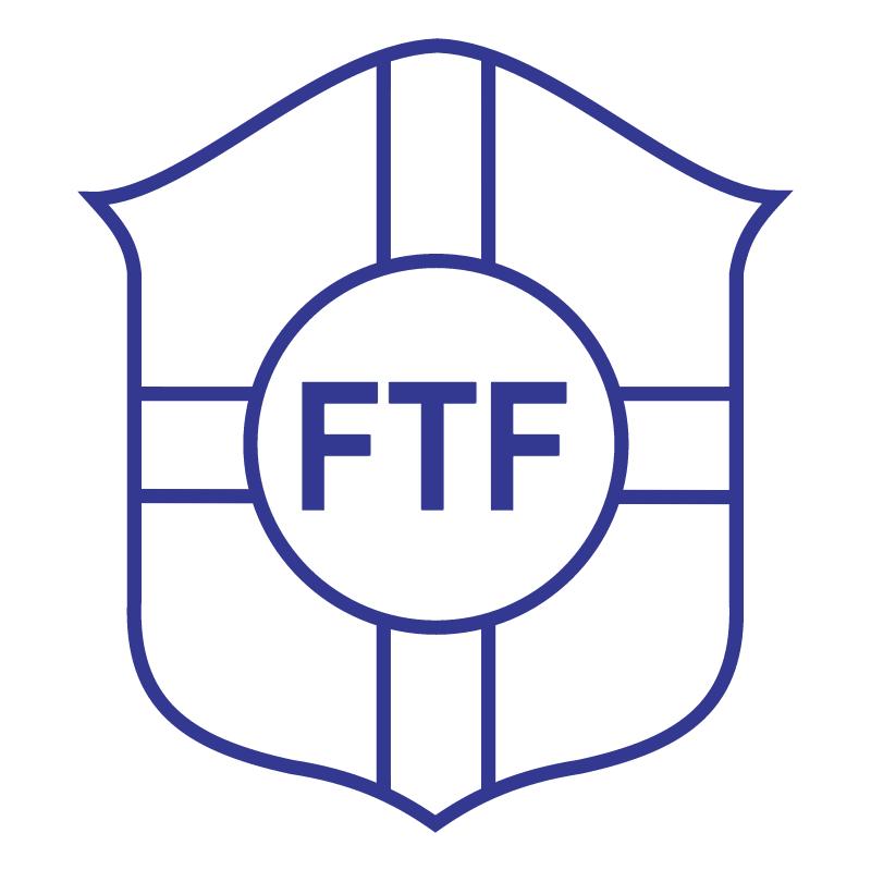Federacao Tocantinense de Futebol TO vector
