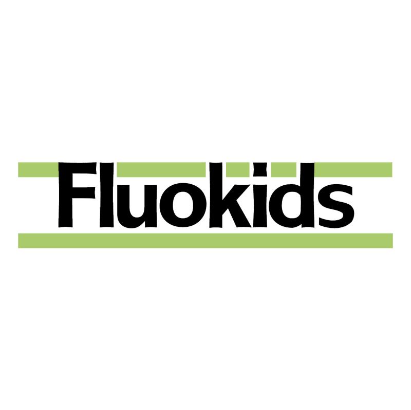 Fluokids vector