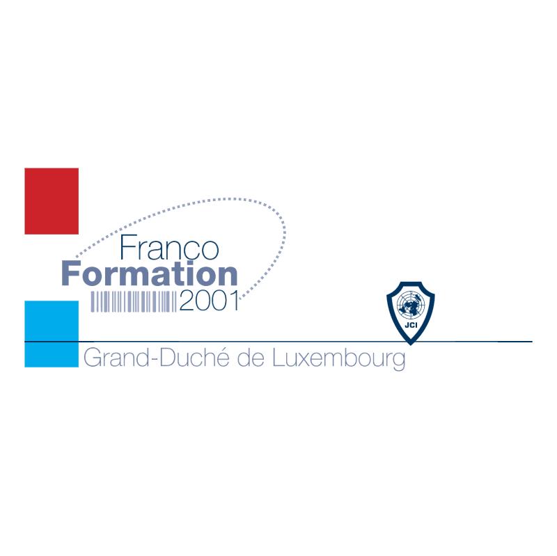 Franco Formation 2001 vector