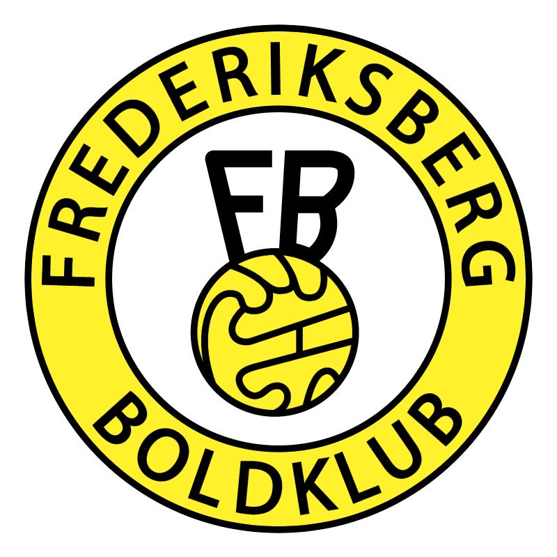 Frederiksberg Boldklub vector