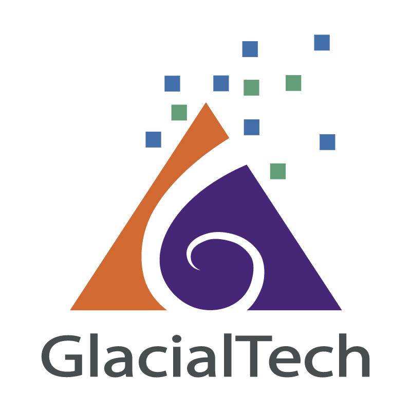 GlacialTech vector