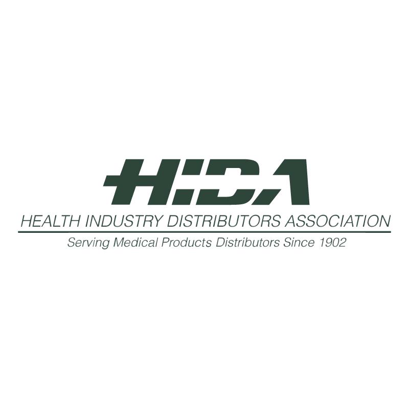HIDA vector logo