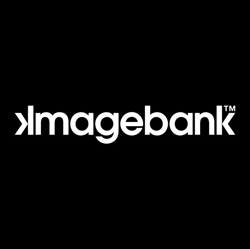 Imagebank vector logo