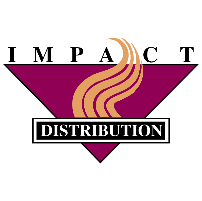 Impact Distribution vector logo