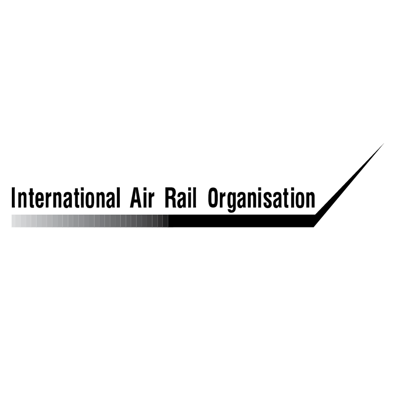 International Air Rail Organisation vector