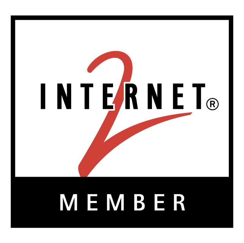 Internet2 Member vector