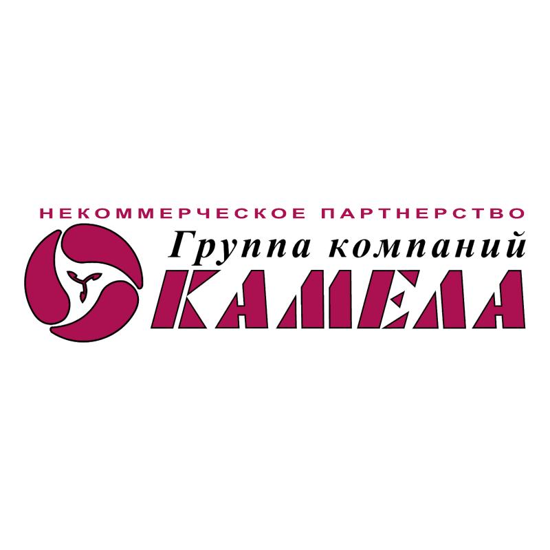 Kamela vector logo