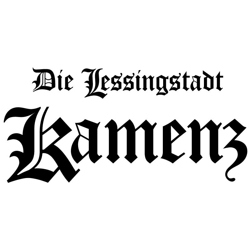 Kamenz vector