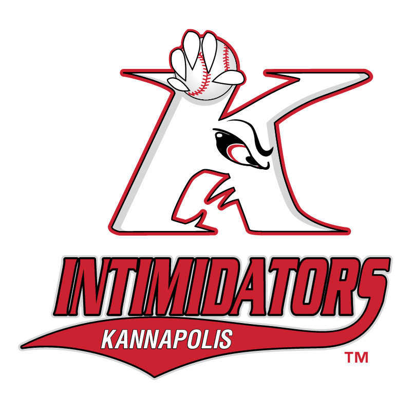 Kannapolis Intimidators vector logo
