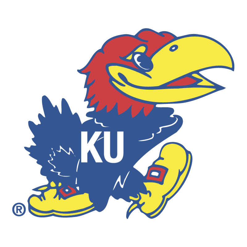 Kansas Jayhawks vector