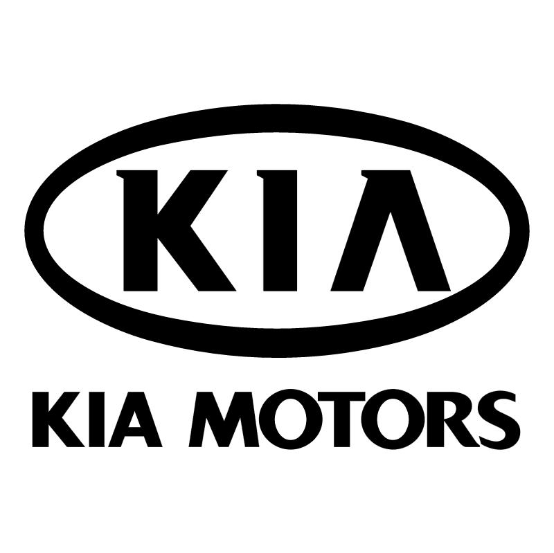 Kia Motors vector logo