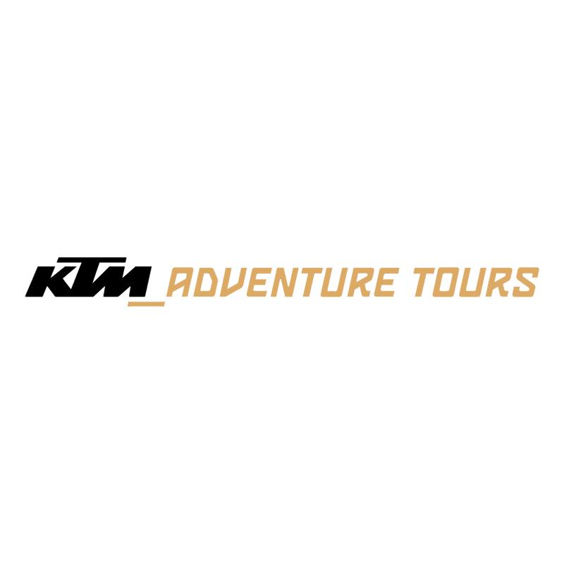 KTM Adventure Tours vector logo