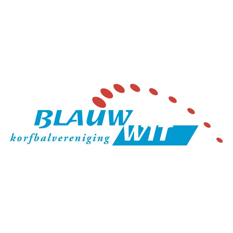 KV Blauwwit Heerenveen vector logo