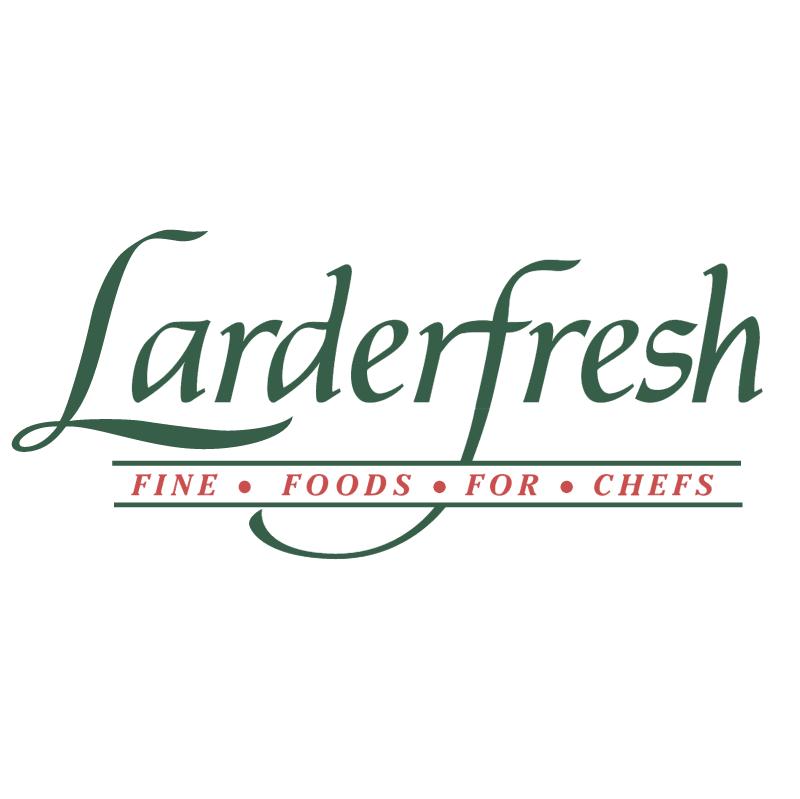 Larderfresh vector