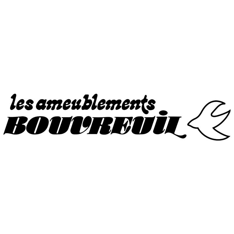 Les Ameublements Bouvreuil vector
