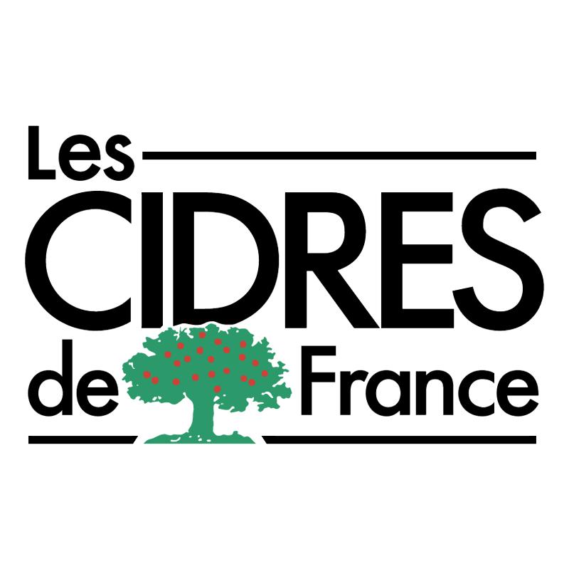 Les Cidres De France vector