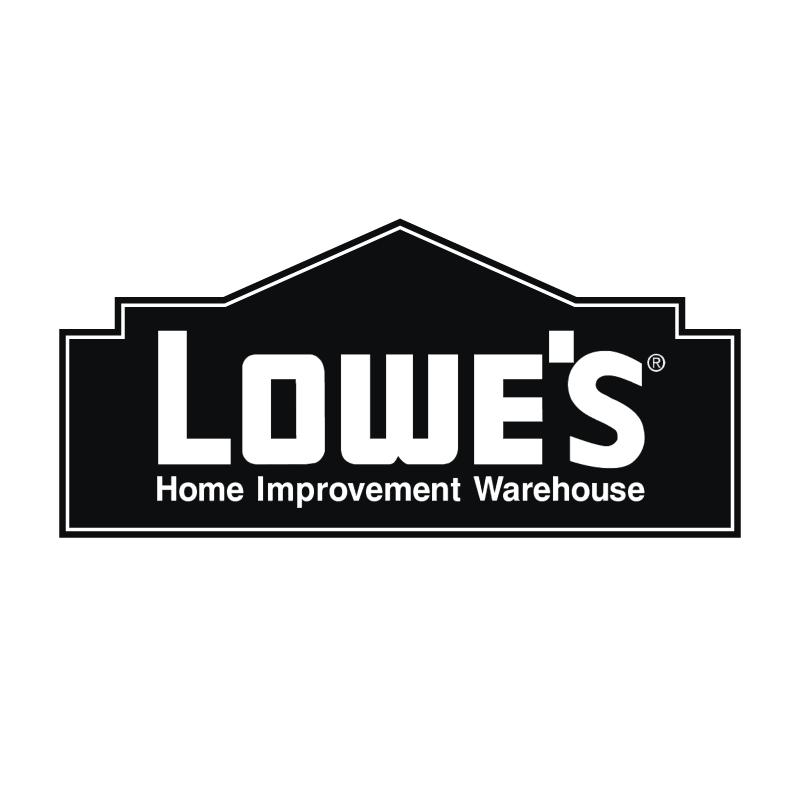 Lowe's vector logo