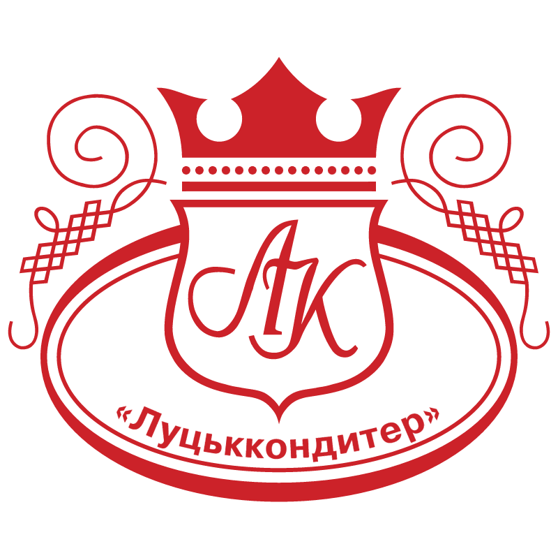 Lutsk Konditer vector logo