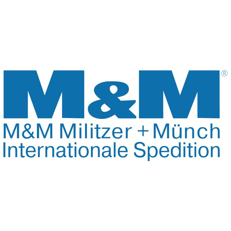 M&M Militzer vector
