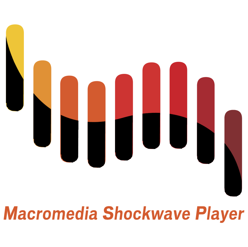 Macromedia Shockwave Player vector