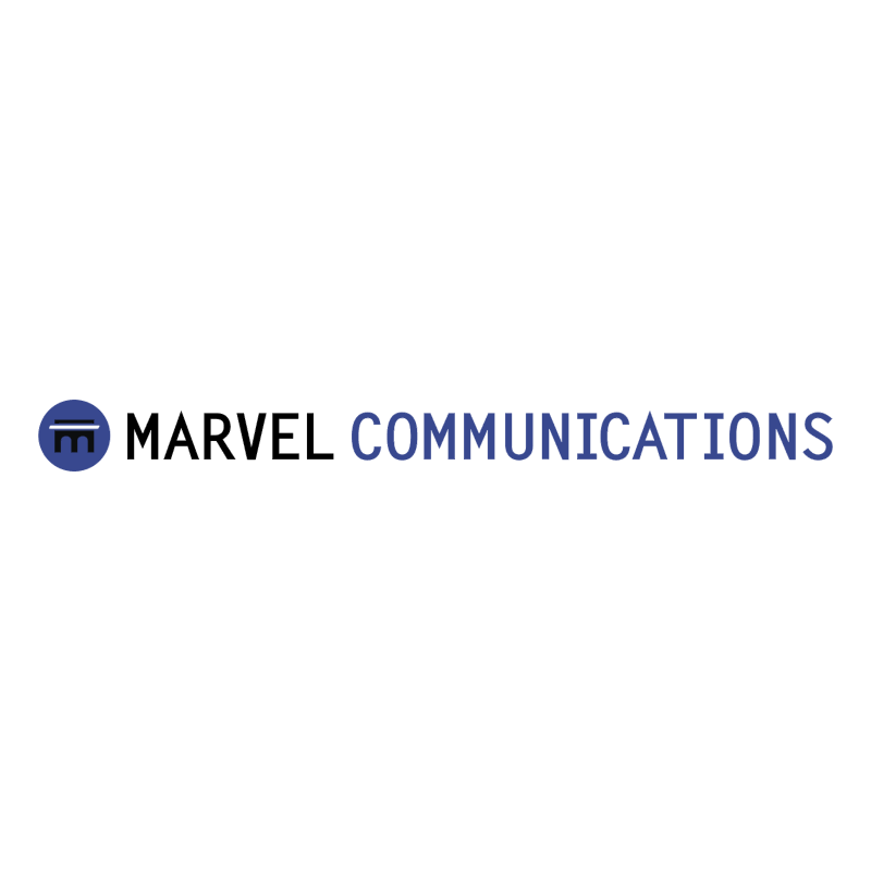 Marvel Communications vector
